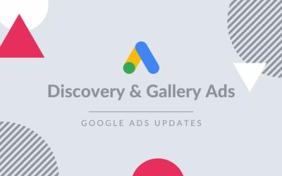 Google stellt zwei neue Werbeformate vor – Discovery & Gallery Ads